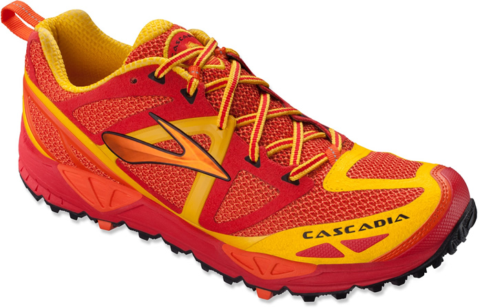 Brooks Cascadia 9 Trail Running Shoe Review