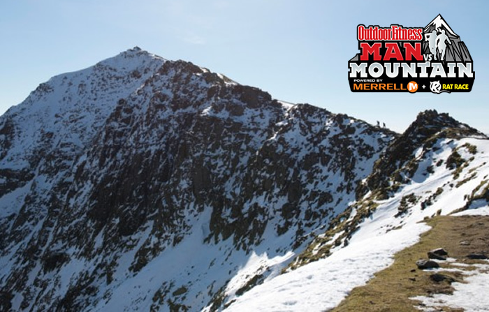 Rat Race - Man v Mountain Snowdon Report