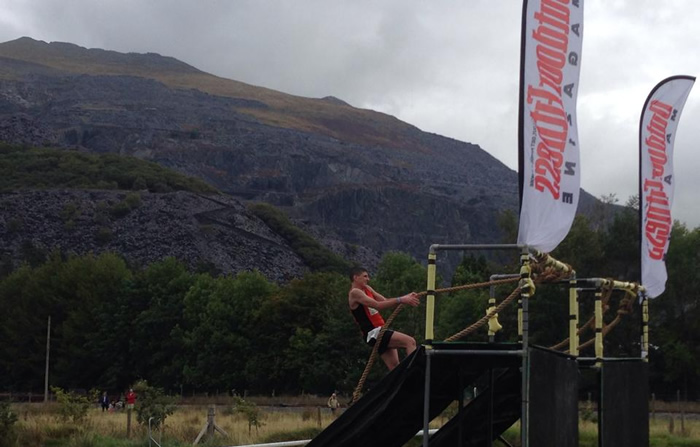 Rat Race Man v Mountain - Snowdon