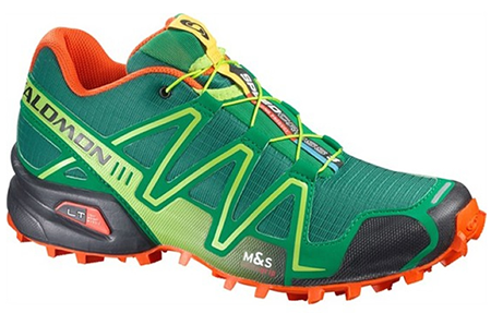 Salomon Speedcross 3 Trail Running Shoe Review | Trail Life