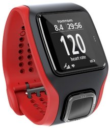 TomTom Multi Sport Cardio GPS Watch