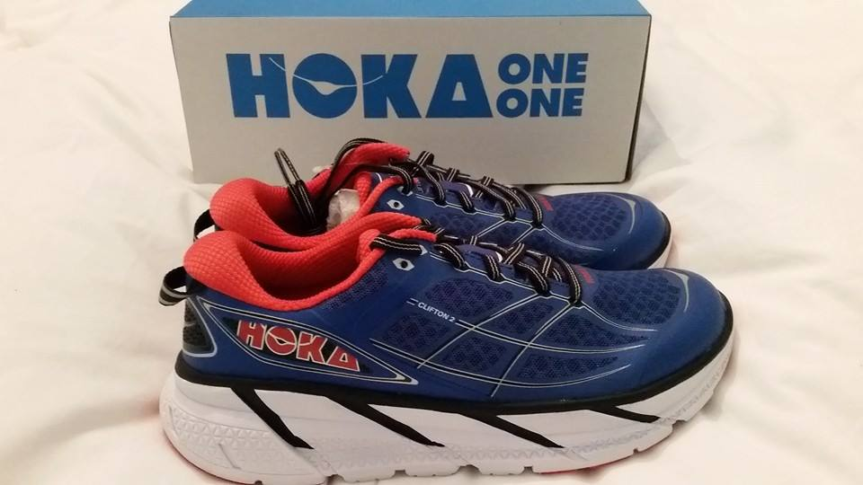 Hoka One One Clifton 2 Midsole