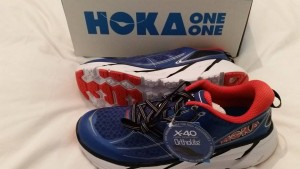 Hoka One One Clifton 2 Running Shoe