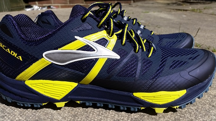 Brooks Cascadia 10 Upper