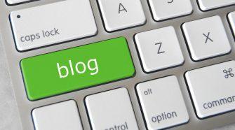 How to start a running blog