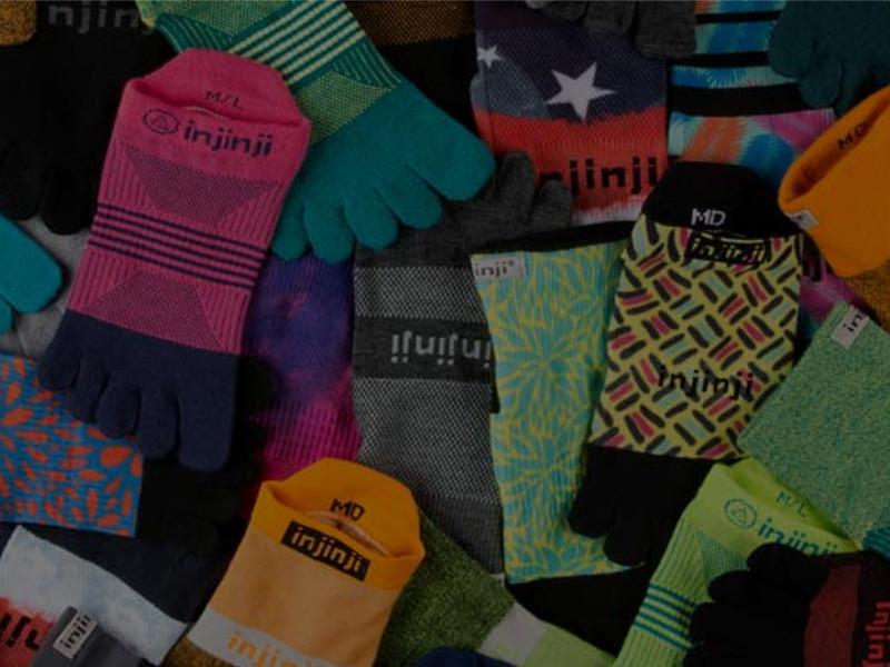 Injini Toe Socks