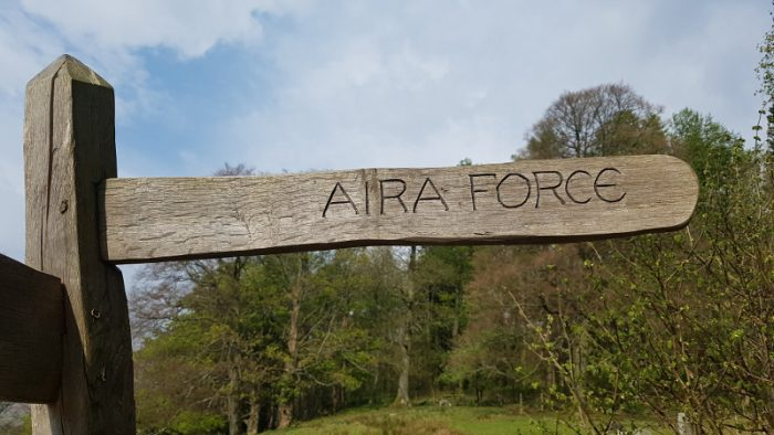 Aira Force sign
