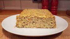 Millet and Lentil Loaf - Savoury Ultra Food