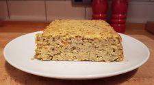 Millet and Lentil Loaf - Savoury Ultra Food