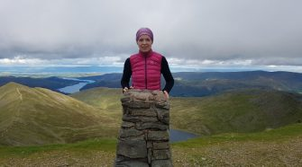 Helvellyn Lake District