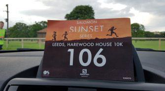 Salomon Sunset Series Harewood House