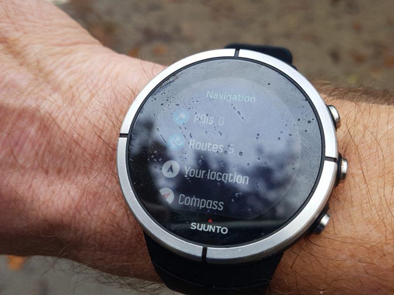 Suunto Spartan Ultra watch on test