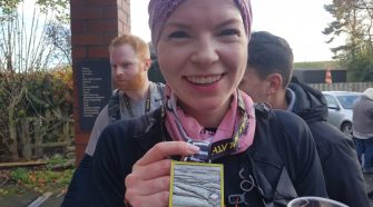 Trail Outlaws Wooler Trail Half Marathon finished with grit and determination