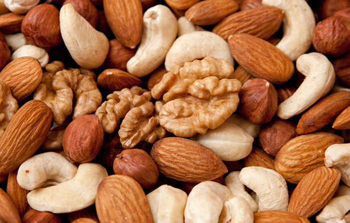 Nuts that will supercharge your running