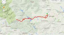 Hardmoors 55 Ultra Marathon Training - Assault on Round Hill
