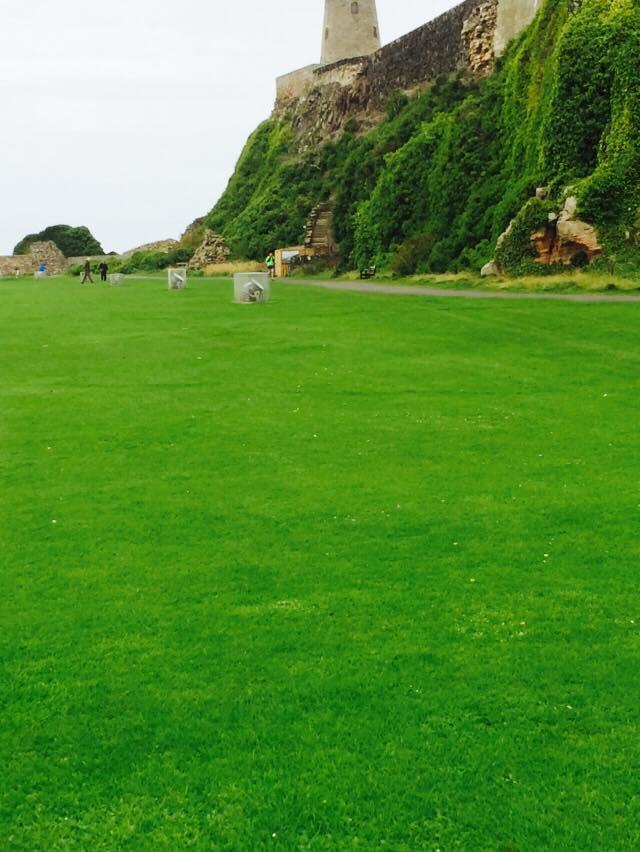 St Oswalds Ultra Bamburgh Castle