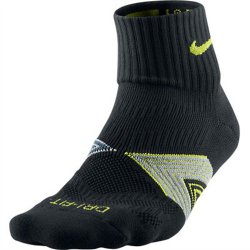 Nike Dri Fit Cushioned Running Socks
