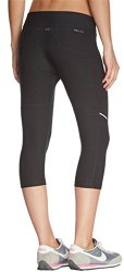 Nike Dri Fit Capri Womans Running Tights