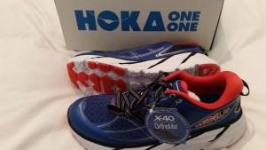 Hoka One One Clifton 2 Running Shoe