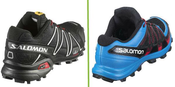 Salomon Speedcross 3 v Salomon Fellraiser fit comparison