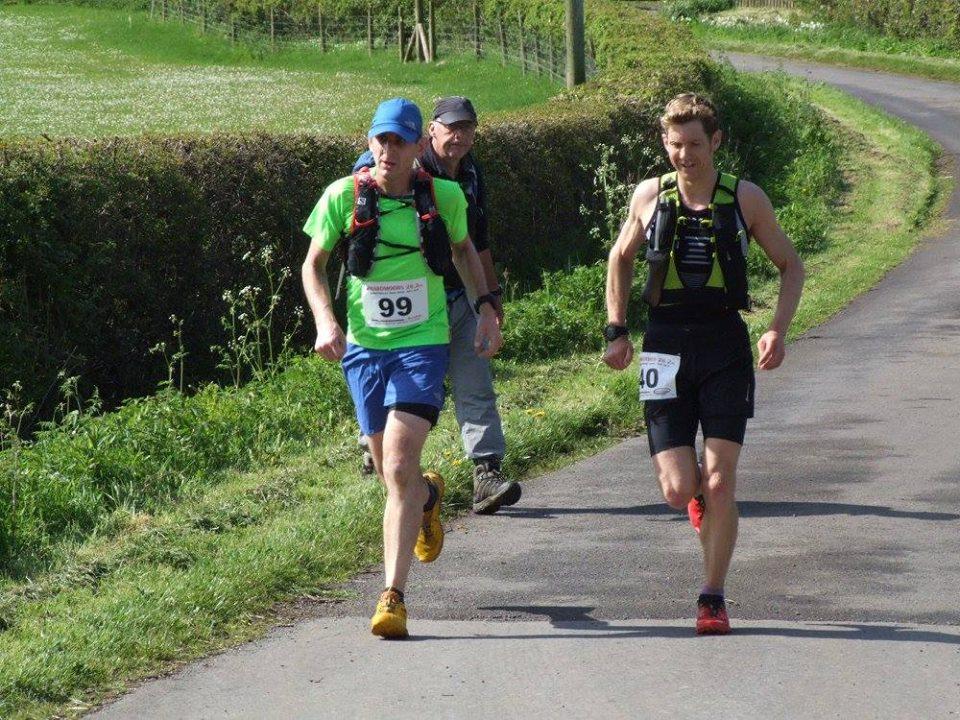 Hardmoors Osmotherley Trail Marathon