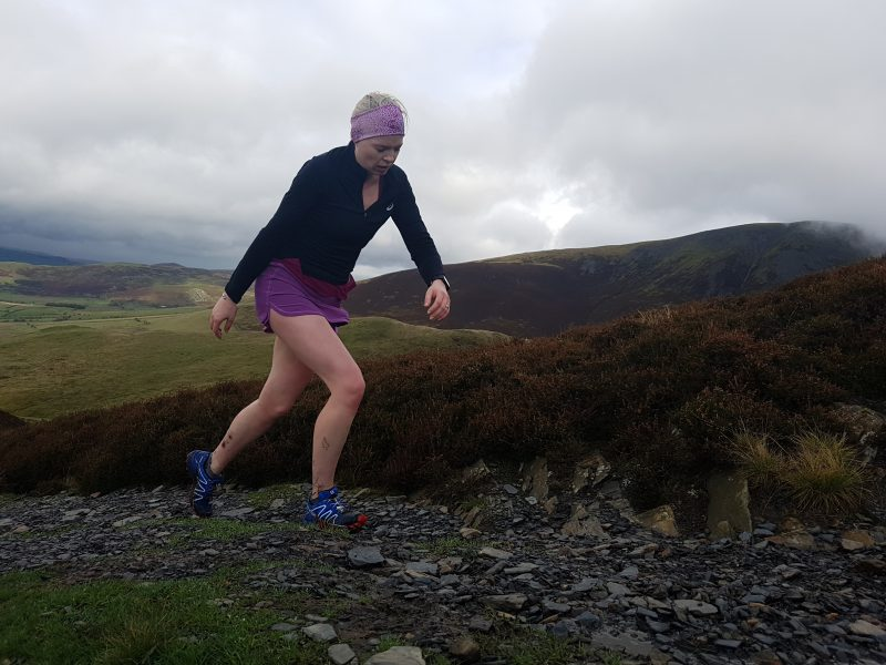 Salomon Trail Running Workshop Lake District with Ricky Lightfoot